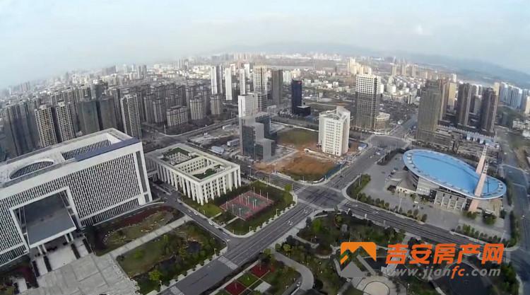 吉安市城市发展总部经济大厦
